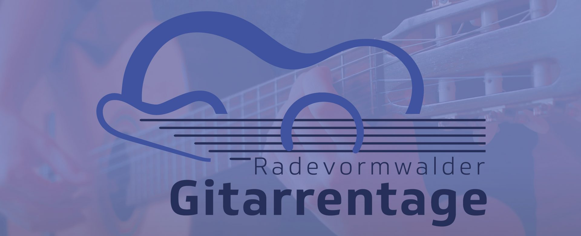 Radevormwalder Gitarrentage 2019